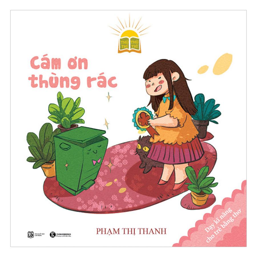 Combo Dạy Trẻ Kỹ Năng Bằng Thơ (3 Tập)