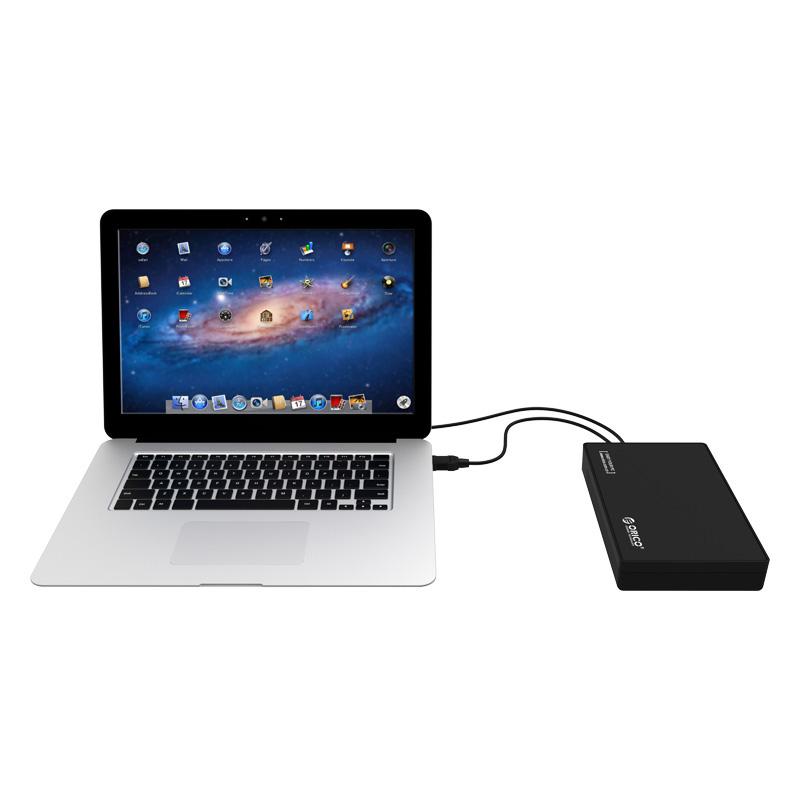 """Hộp ổ cứng 3.5"""" SATA 3 USB 3.0 Orico 3588US3 - Hàng nhập khẩu"""