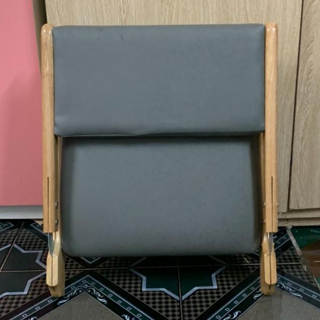 Ghế xếp không chân gấp gọn kiểu nhật