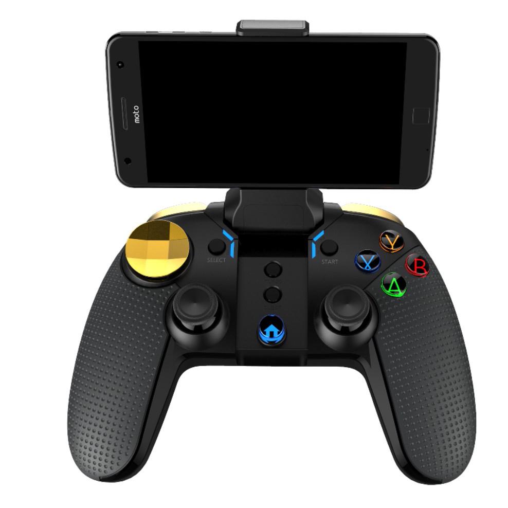 Tay cầm chơi game cho PC, Android, iPhone, iPad Bluetooth không dây Ipega PG-9118( chơi trực tiếp từ Appstore Ios) - Hàng Nhập Khẩu