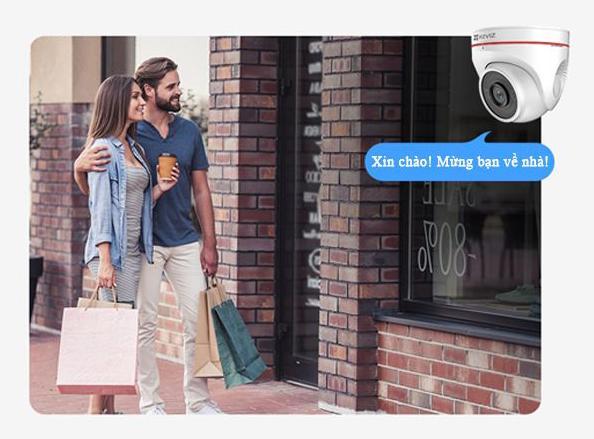 Camera IP - Camera Wifi bán cầu EZVIZ C4W 1080P - Đàm thoại 2 chiều - Hàng Nhập Khẩu 3
