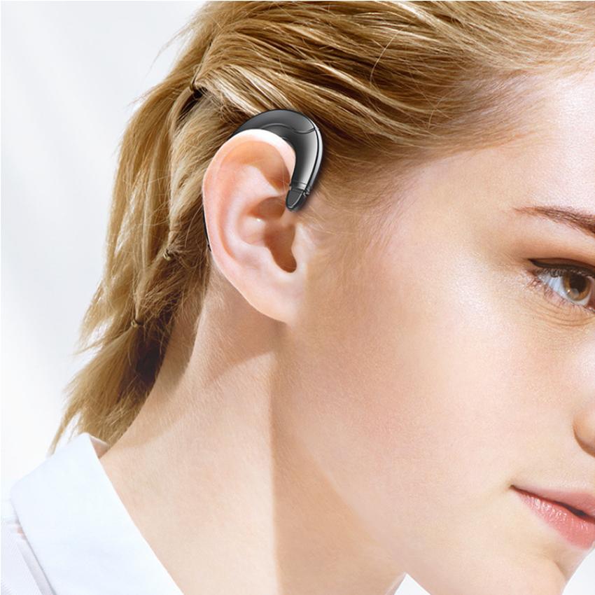 Tai nghe Bluetooth một bên F88 phiên bản bluetooth 5.0