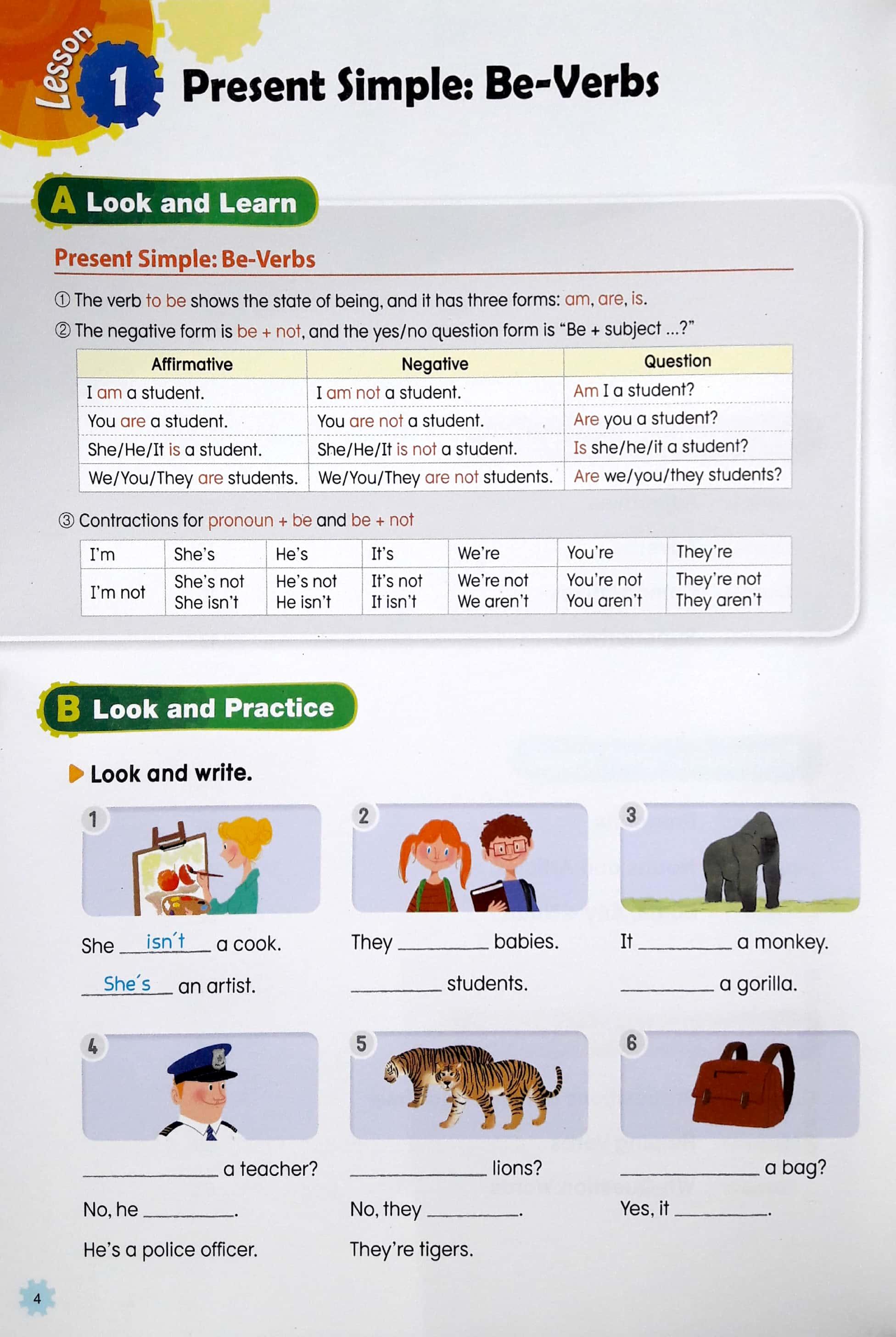 My First Grammar 3 Workbook (2nd Ed.)