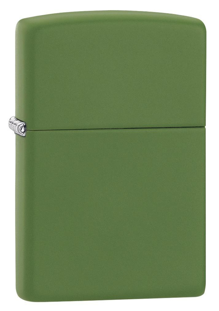 Bật Lửa Zippo Moss Green Matte 228