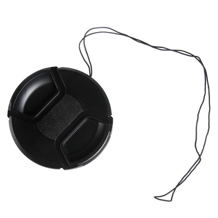 Lens cap 49mm nắp đậy bảo vệ ống kính máy ảnh phi 49mm
