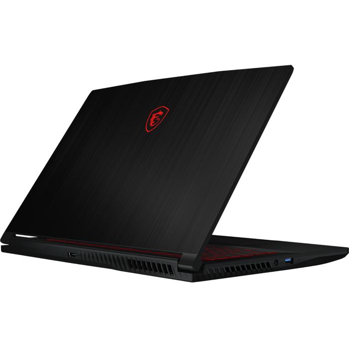 Laptop MSI GF63 Thin 10SCXR-1218VN (Core i5-10300H/ 8GB DDR4 2666MHz/ 512GB SSD M.2 PCIE/ GTX1650 4GB GDDR6 with Max-Q/ 15.6 FHD IPS, 144Hz/ Win10) - Hàng Chính Hãng