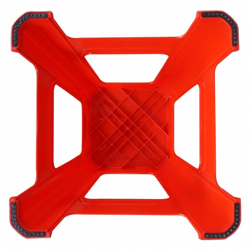 Combo 4 Ghế Nhựa Cao Cấp SEOUL Qui Phúc - Chân Ghế Được Trang Bị Lớp Cao Su Chống Trơn Trượt, Chống Trầy - Sản Xuất Từ 100% Nhựa Chính Phẩm