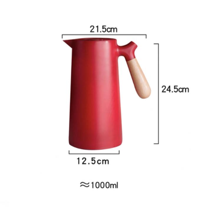 Phích nước , bình giữ nhiệt 1 lit - Hàng chính hãng