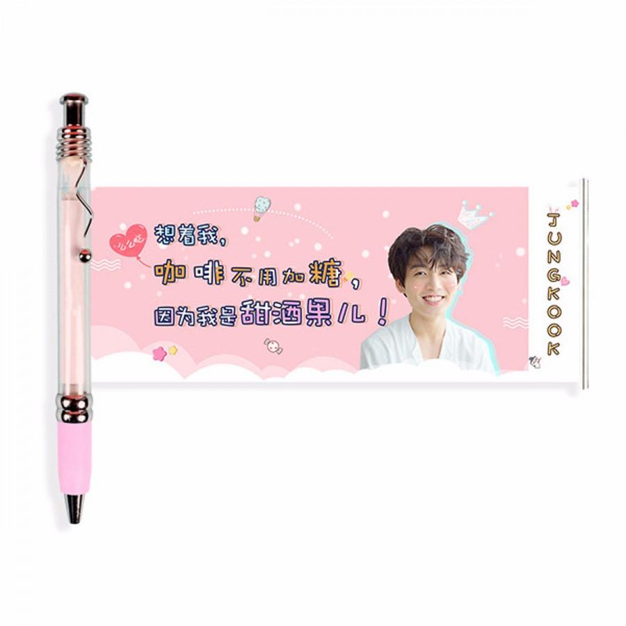 Bút kéo Jungkook Bút kéo BTS