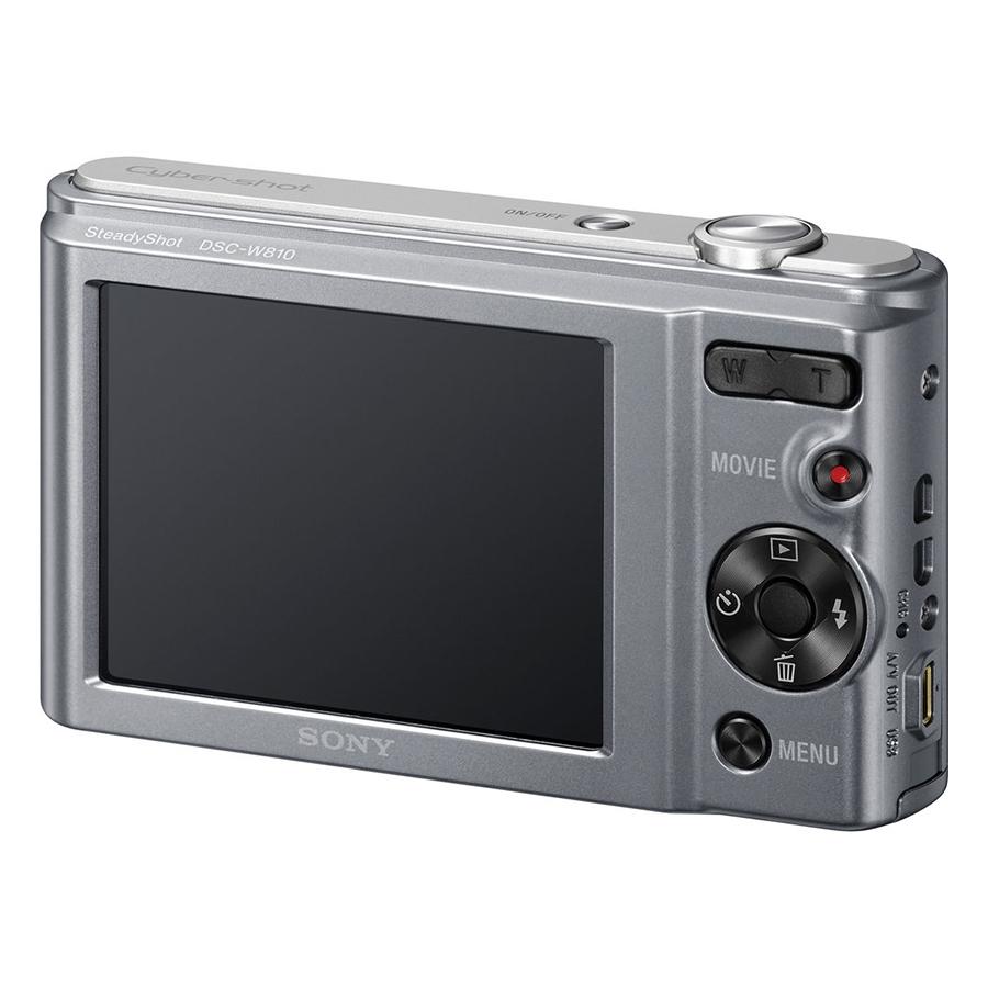 Máy Ảnh Sony DSC W810 - Hàng Chính Hãng