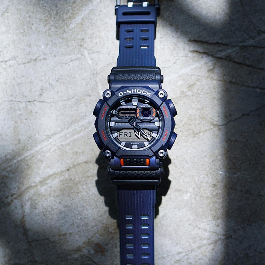 Đồng hồ nam dây nhựa Casio G-Shock chính hãng GA-900-2ADR