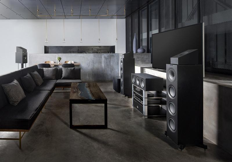 Loa Kef Q50a Dolby Atmos Enabled hàng CHÍNH HÃNG NEW