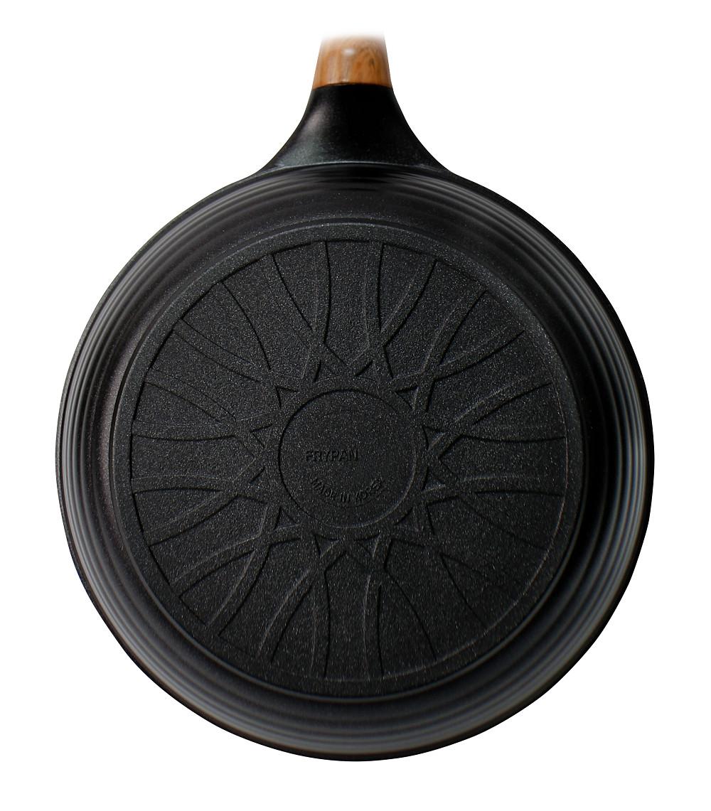 Chảo Ceramic cao cấp 26cm xuất xứ Hàn Quốc - Dùng được bếp từ