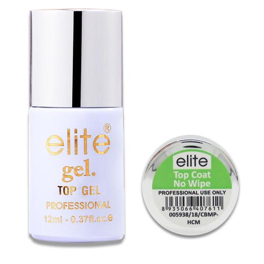 Sơn Gel Elite - Top Gel - Gel Hơ Đèn 12ml