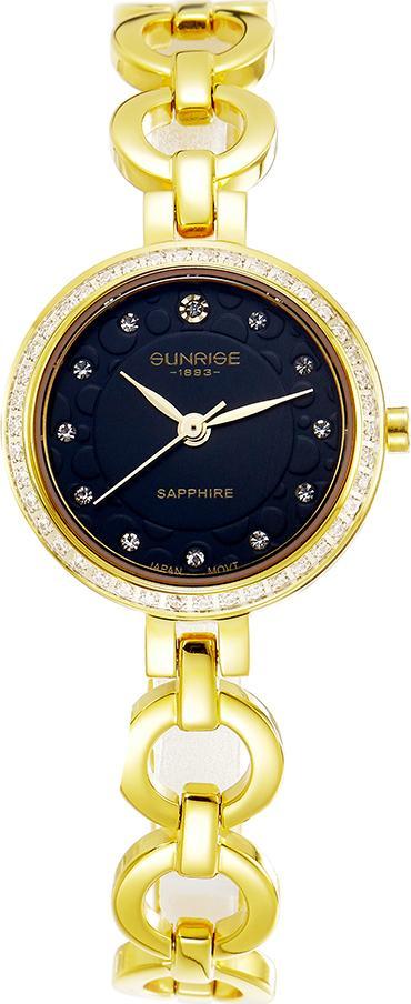 Đồng hồ nữ Sunrise 9964SA kính Sapphire  - Fullbox chính hãng