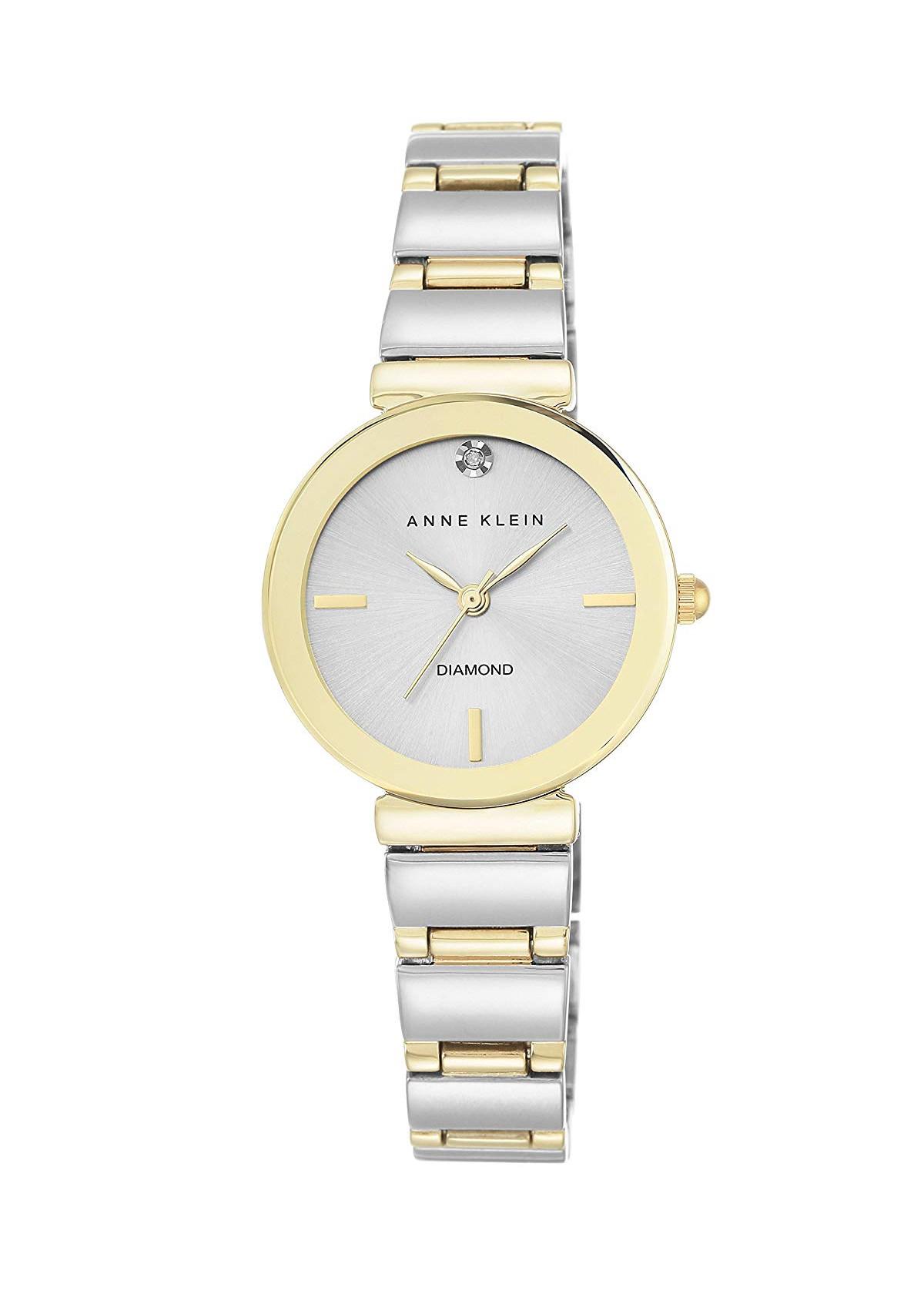 Đồng hồ đeo tay hiệu Anne Klein AK/2435SVTT