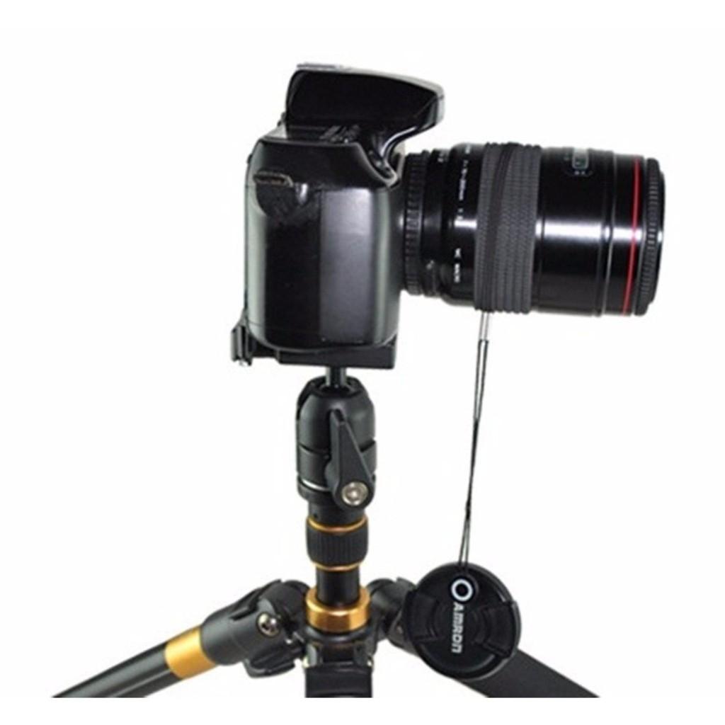 Dây chống mất nắp trước len ống kính máy ảnh
