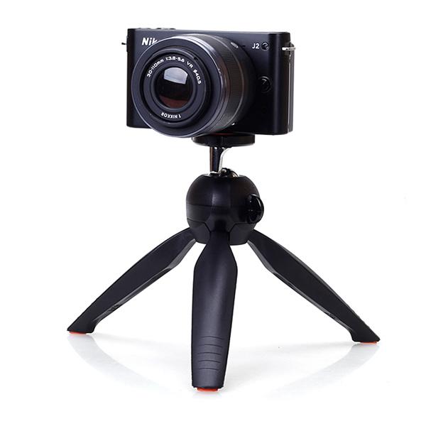 Chân máy chụp hình yunteng yt-228 (Màu Đen)