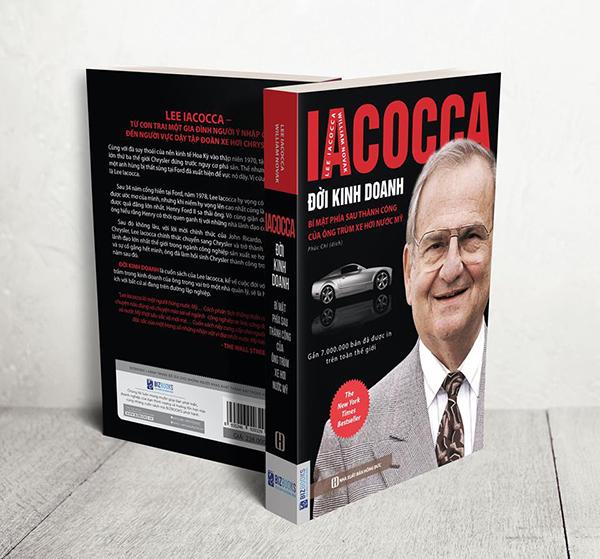 Iacocca – Đời kinh doanh, Bí mật phía sau thành công của ông trùm xe hơi nước Mỹ ( tặng kèm bút chì dẽ thương )