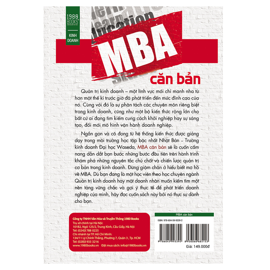 MBA Căn Bản