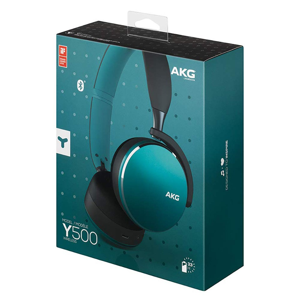 Tai Samsung AKG Y500 Bluetooth - Hàng Chính Hãng