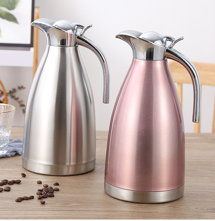 Bình Pha cà phê mỏ vịt 2 Lít giữ nhiệt tạm thời