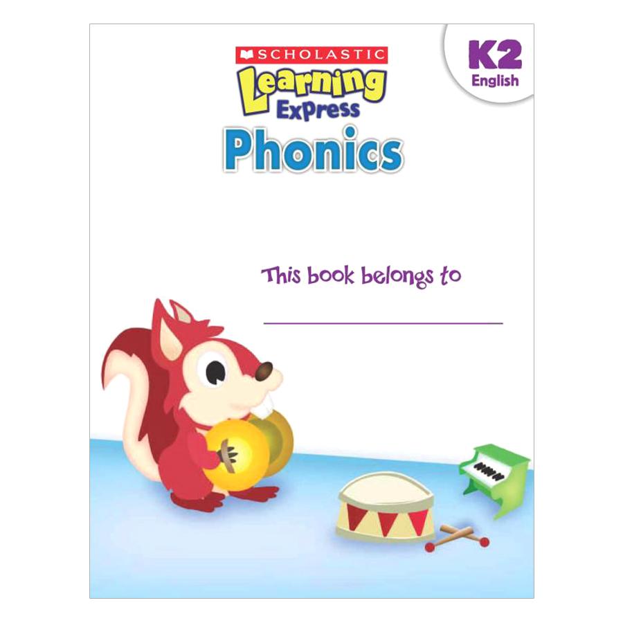 Learning Express K2: Phonics