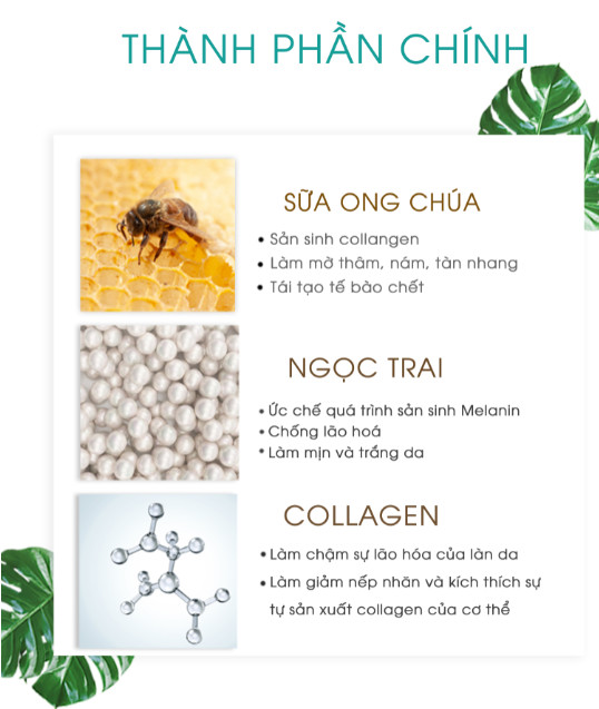 Bộ 3 sản phẩm Trắng Da Ngừa Nám KN Beauty chuyên sâu:Kem dưỡng 25g + Serum 30ml+ Tẩy tế bào chết 120ml - Tặng 2 Mặt nạ