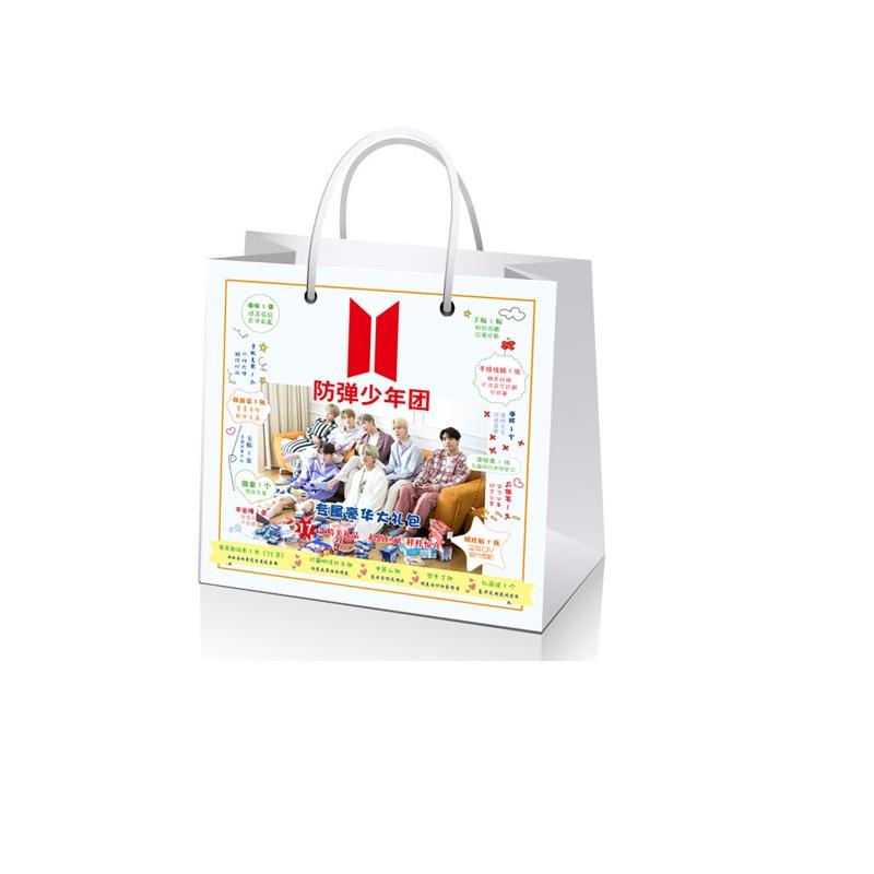 Túi quà BTS Album mới