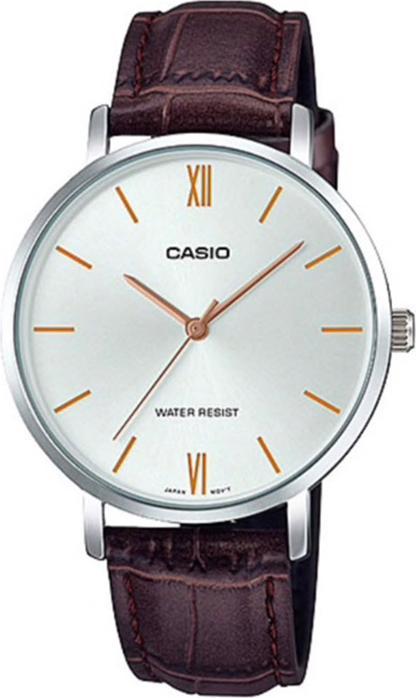 Đồng hồ Casio nữ dây da LTP-VT01L-7B2UDF (34mm)
