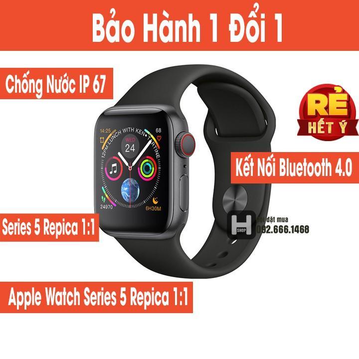 Đồng Hồ Apple Wach Thông Minh T500 Sr4 Kết nốiBluetooth Hỗ Trợ Đo Nhịp Tim