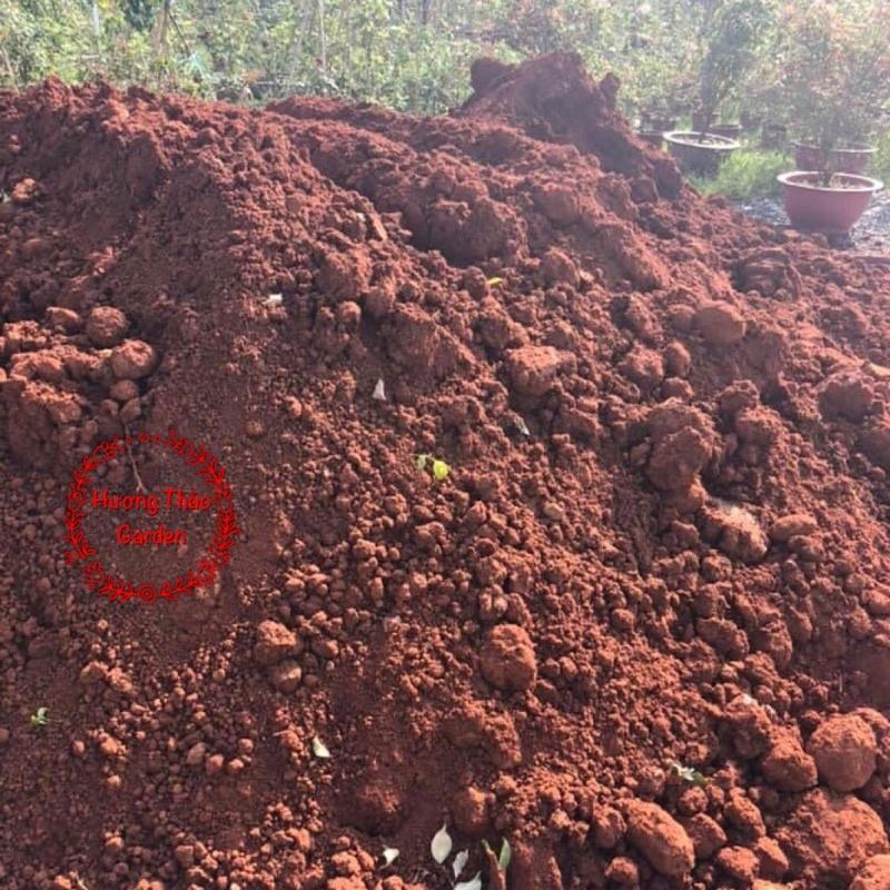 Đất Đỏ Bazan, Đất Thịt Trồng Cây Túi 3kg