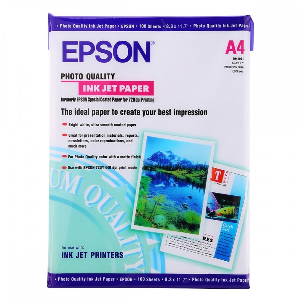 Giấy in ảnh Epson bóng 2 mặt - 50 tờ (230)