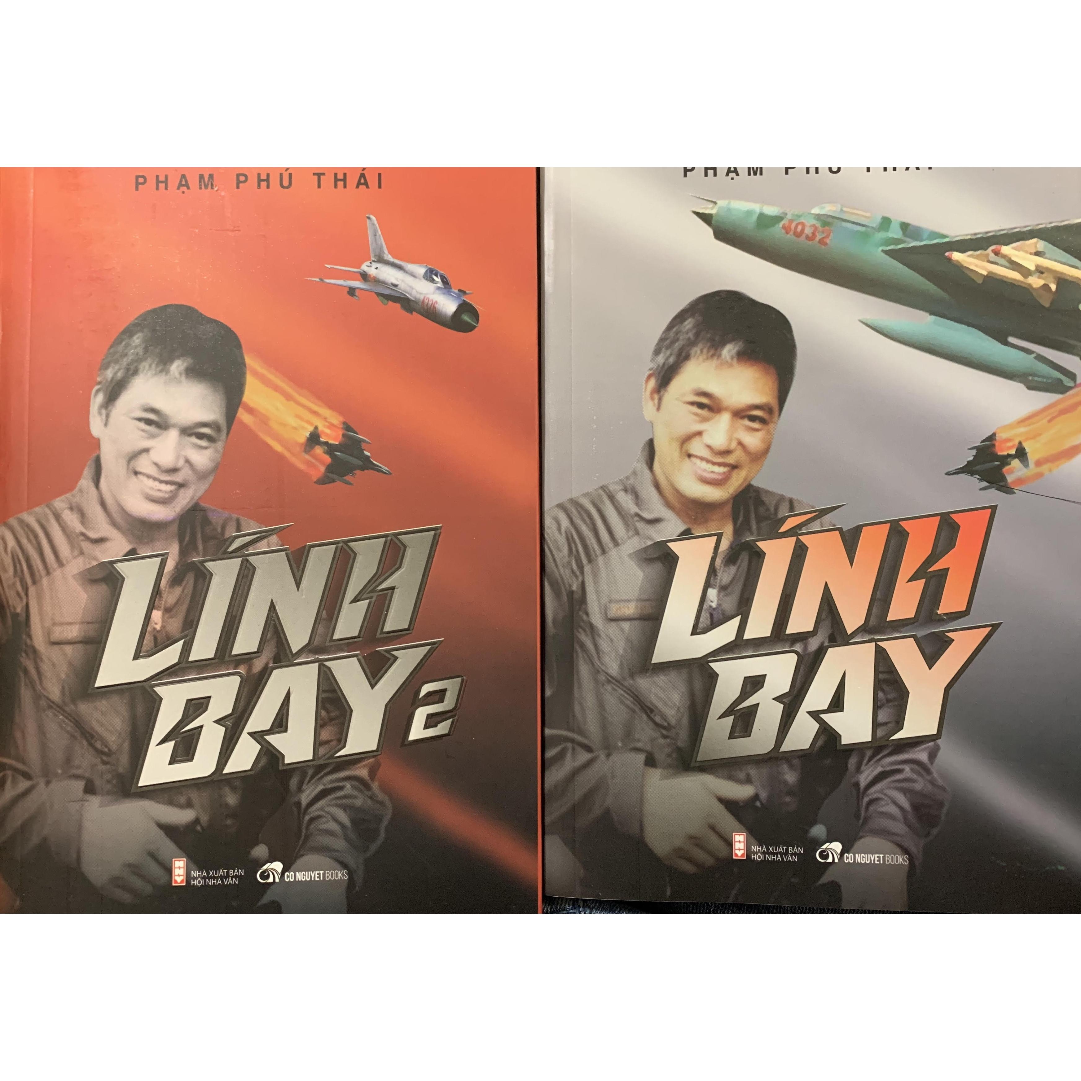 Lính Bay - Hồi ký của Tác giả: Phạm Phú Thái (Bộ 2 tập)