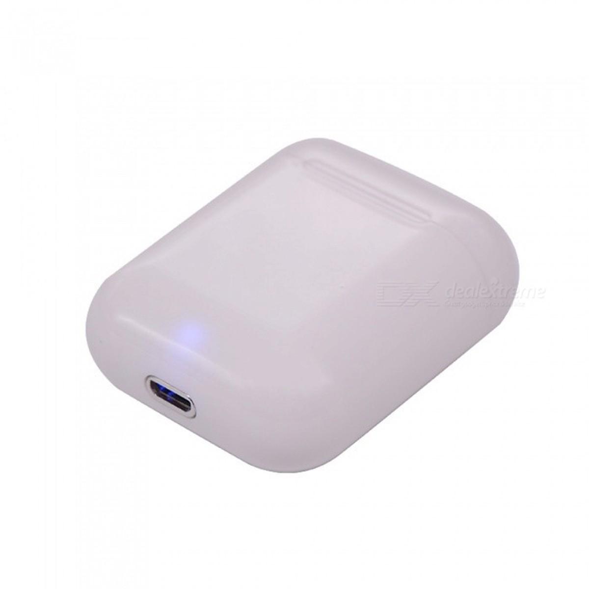 Tai nghe 2 tai Bluetooth không dây i9s chính hãng cho IPhone, Android - Hàng chính hãng + Tặng vòng đeo tay RUBY