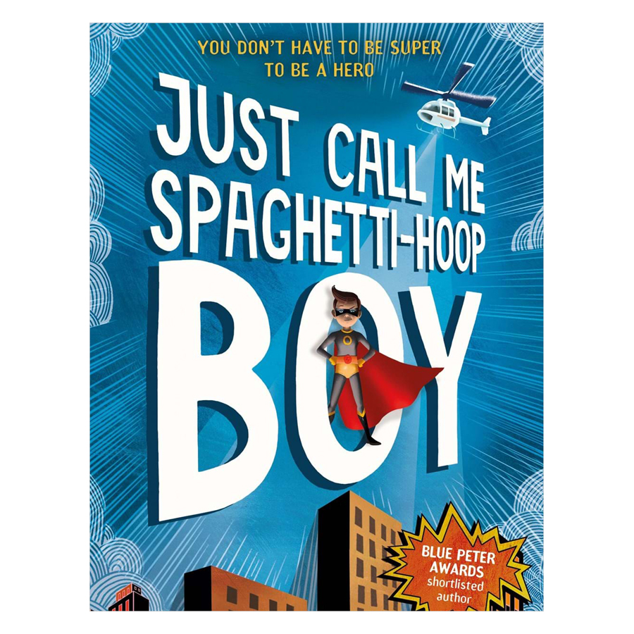 Usborne Middle Grade Fiction: Just Call Me Spaghetti-Hoop Boy