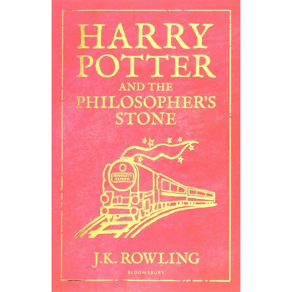 Harry Potter: The Magical Adventure Begins (English Book)