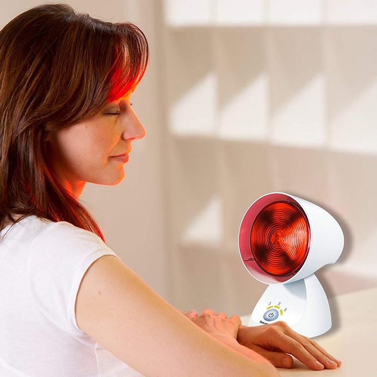 Đèn Hồng Ngoại hỗ trợ Trị Liệu 150W Có Hẹn Giờ Beurer IL35