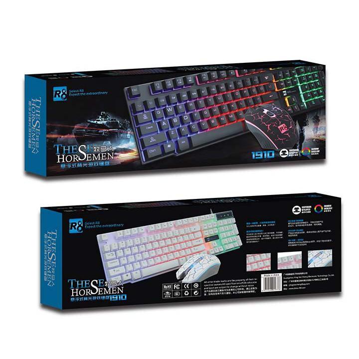 Bộ bàn phím chuột có dây