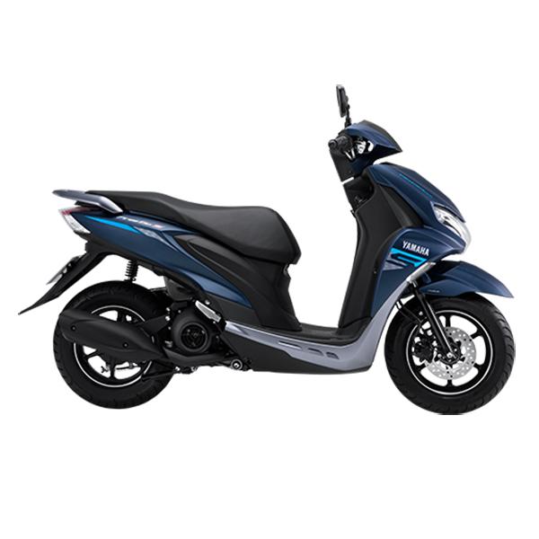 Xe máy Yamaha Freego S Phanh ABS Và Smartkey (Bản đặc biệt) - Xanh nhám