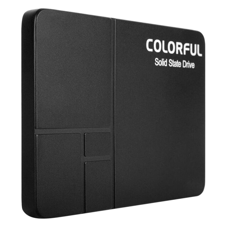 Ổ Cứng SSD 240GB Colorful SL500 Sata III 6Gb/s - Hàng Chính Hãng