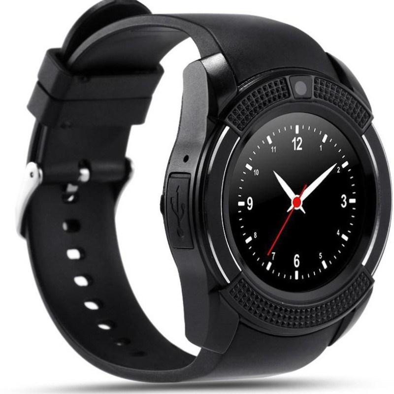 Đồng hồ thông minh có ghe gắn sim độc lập V8 Smartwatch PF28