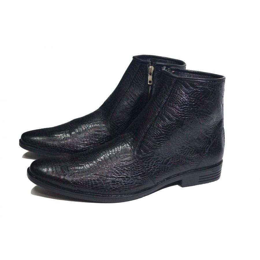 Giày boot nam da bò thật. Mã số: B145