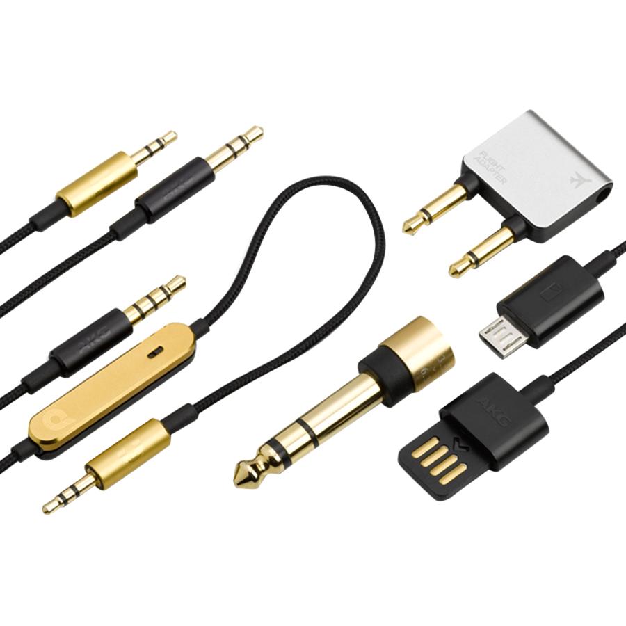 Tai Nghe Bluetooth Chụp Tai AKG N90Q ANC - Hàng Chính Hãng
