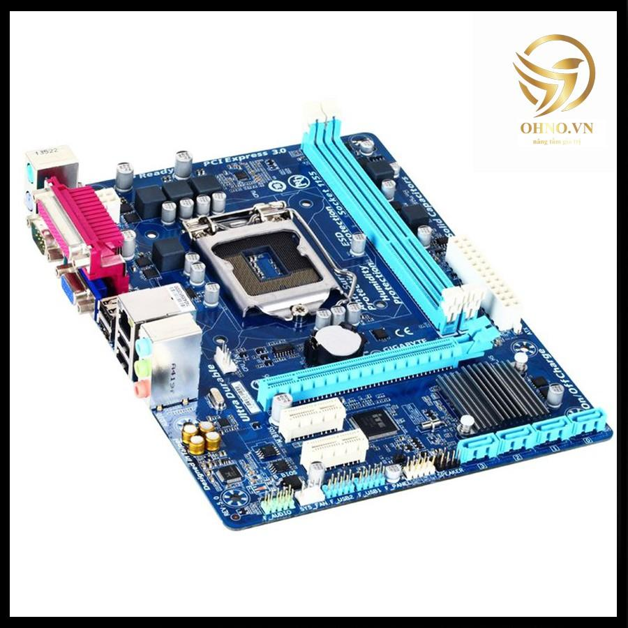 Main Máy Tính H61 GIGABYTE RENEW Mainboard Box DDR3 Cho Máy Tính PC hàng chính hãng