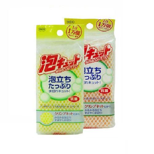 Miếng mút rửa chén bát siêu sạch Ohe - Nội địa Nhật Bản