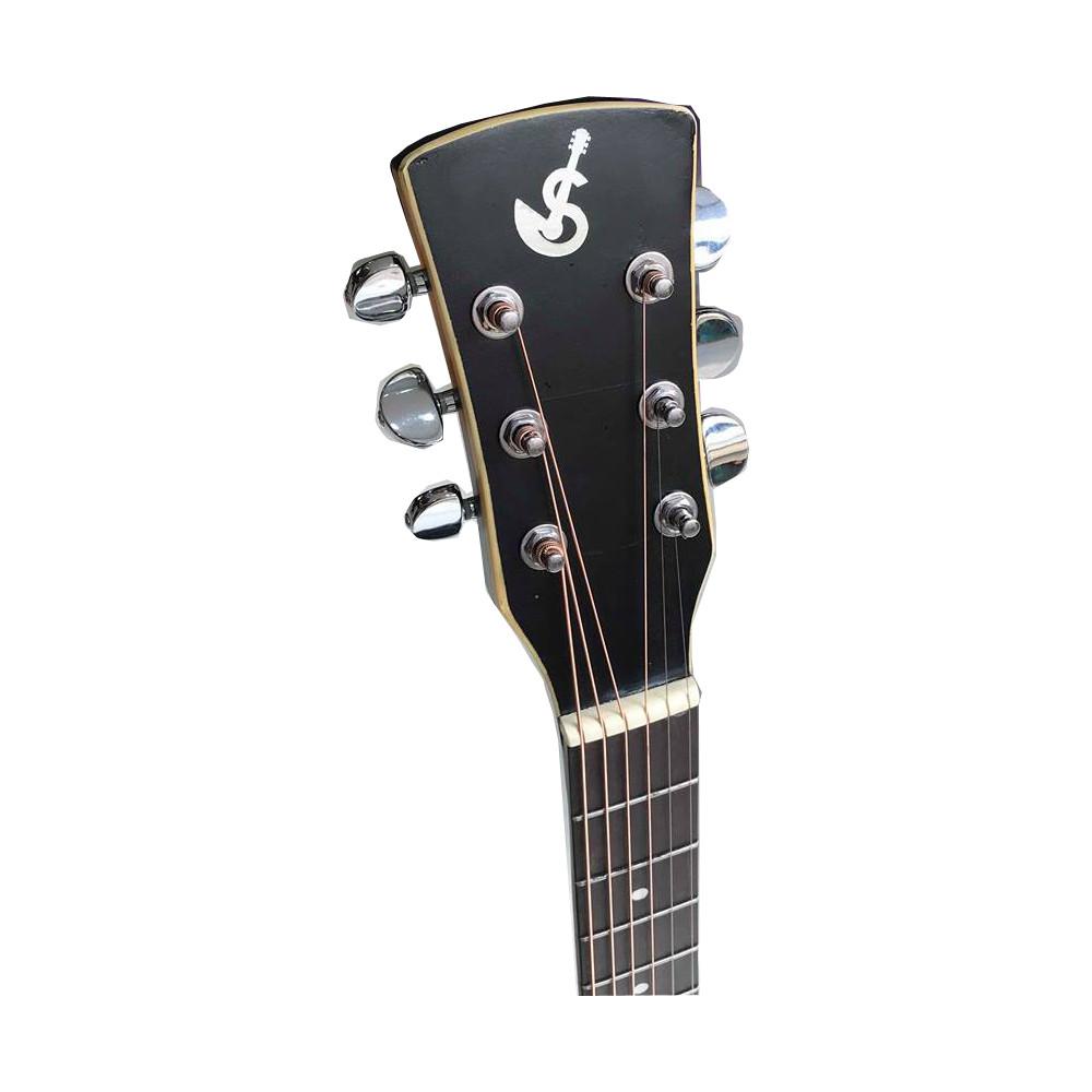 Đàn guitar sinh viên sài gòn SVA1 - Loại tầm trung có ty chống cong