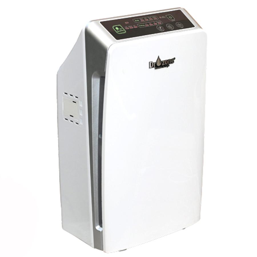 Máy lọc không khí khử mùi DrOzone VTL02, 20m2 - 40 m2  - Hàng Chính Hãng