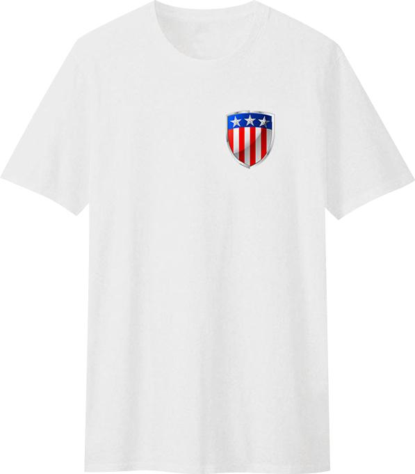 Áo T-Shirt Unisex Dotilo Usa - D477 Size XXS - 24129435 , 1326238588462 , 62_8243060 , 299000 , Ao-T-Shirt-Unisex-Dotilo-Usa-D477-Size-XXS-62_8243060 , tiki.vn , Áo T-Shirt Unisex Dotilo Usa - D477 Size XXS