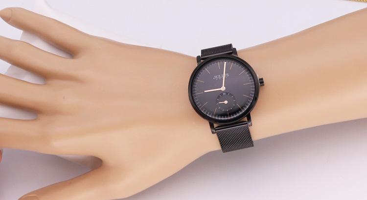 Đồng hồ Nữ Julius Ja1065 Đen